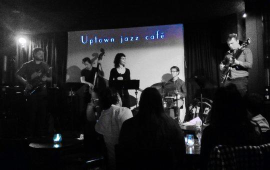 @ Uptown Jazz Cafe